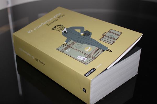 Josep Pla. El cuaderno gris