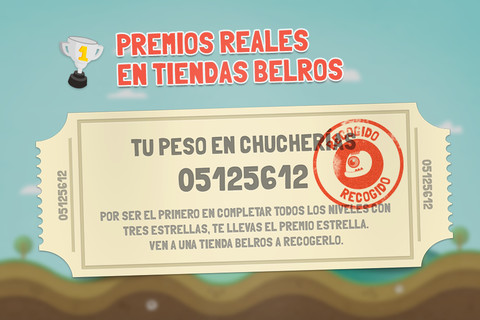 Campaña de marketing con app de Belros