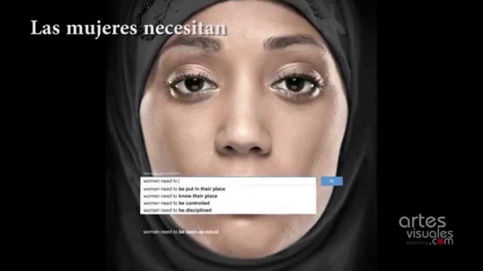 """#womenshould. ONU Mujeres y Google, juntos para la erradicación de los sesgos que se revelaban con la función """"Autocompletar""""."""