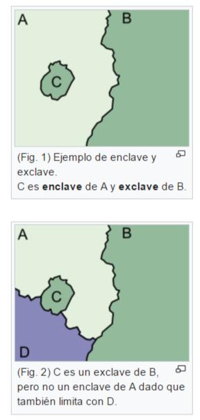 enclave-exclave