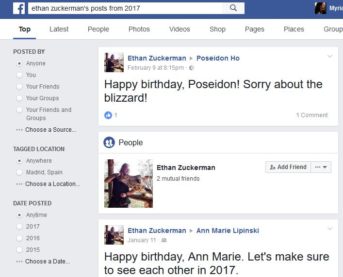 Búsqueda de publicaciones de Ethan Zuckerman.