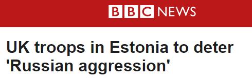 BBC agresion rusa